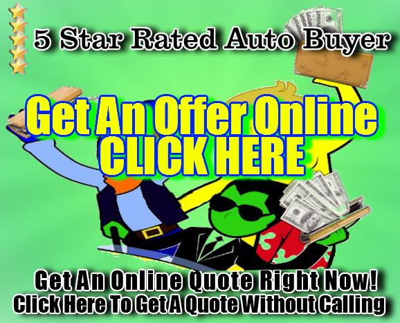 Junk Car Cash For Clunkers